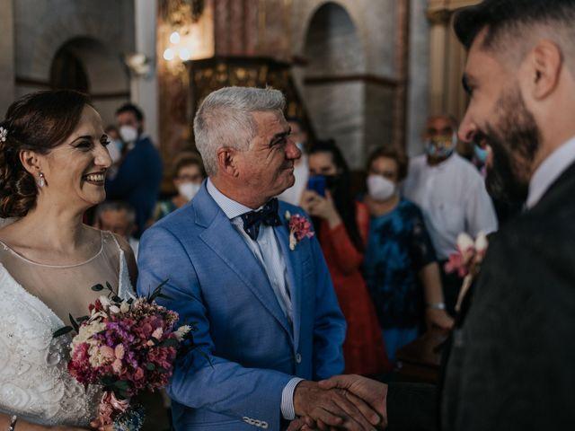 La boda de Jose y Esther en Aspe, Alicante 12