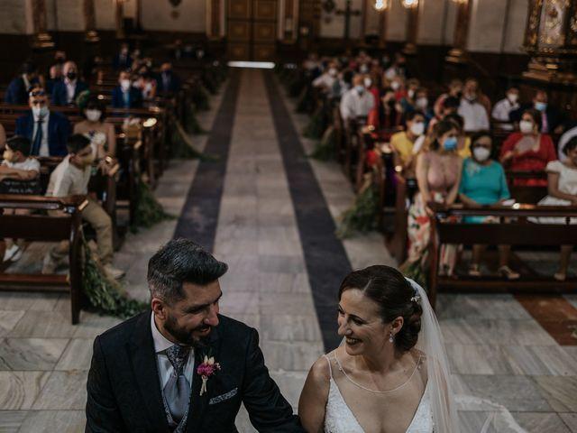La boda de Jose y Esther en Aspe, Alicante 15