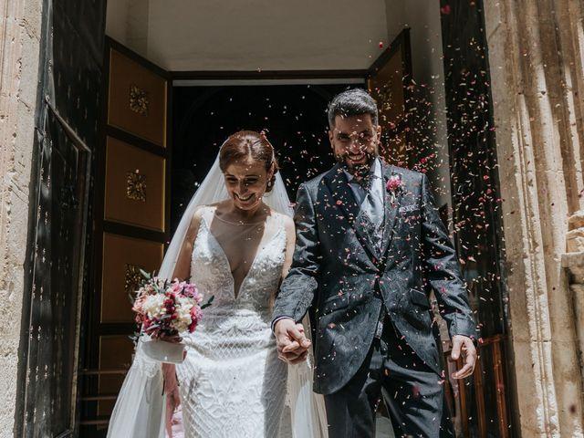 La boda de Jose y Esther en Aspe, Alicante 16