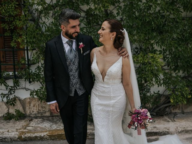La boda de Jose y Esther en Aspe, Alicante 18