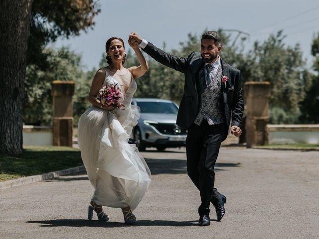 La boda de Jose y Esther en Aspe, Alicante 20