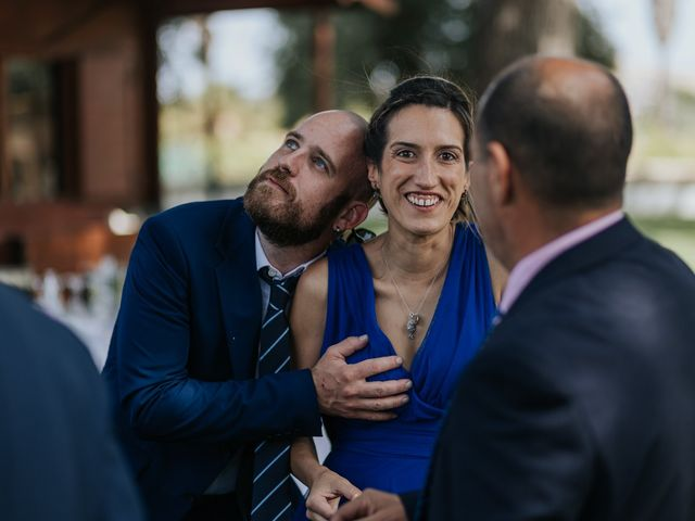La boda de Jose y Esther en Aspe, Alicante 22