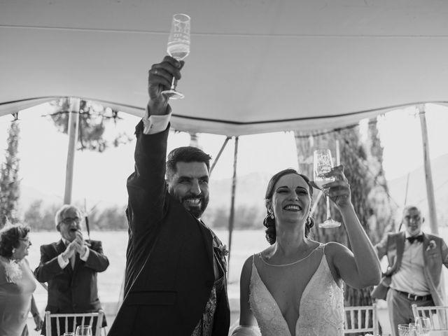 La boda de Jose y Esther en Aspe, Alicante 23