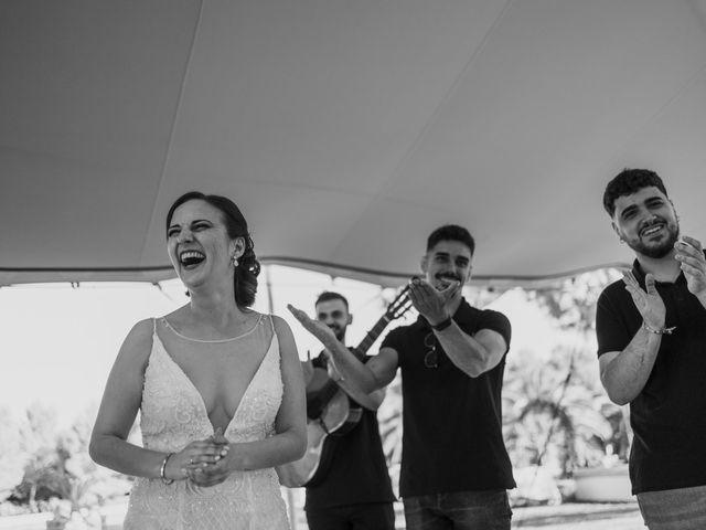 La boda de Jose y Esther en Aspe, Alicante 26