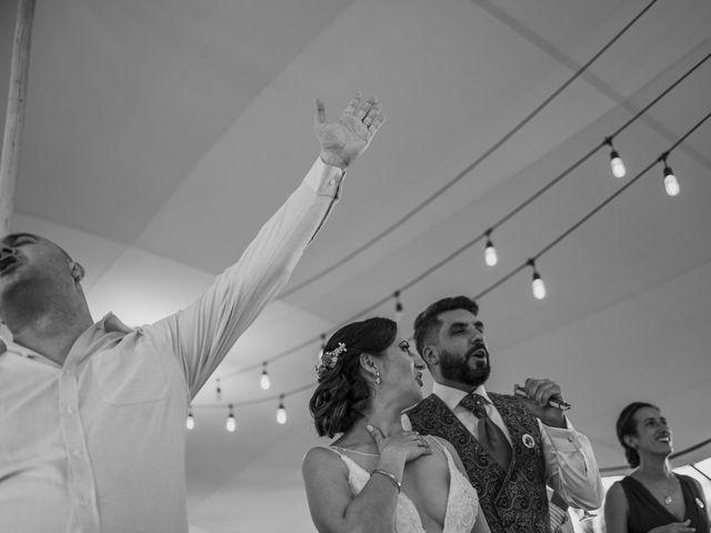 La boda de Jose y Esther en Aspe, Alicante 27