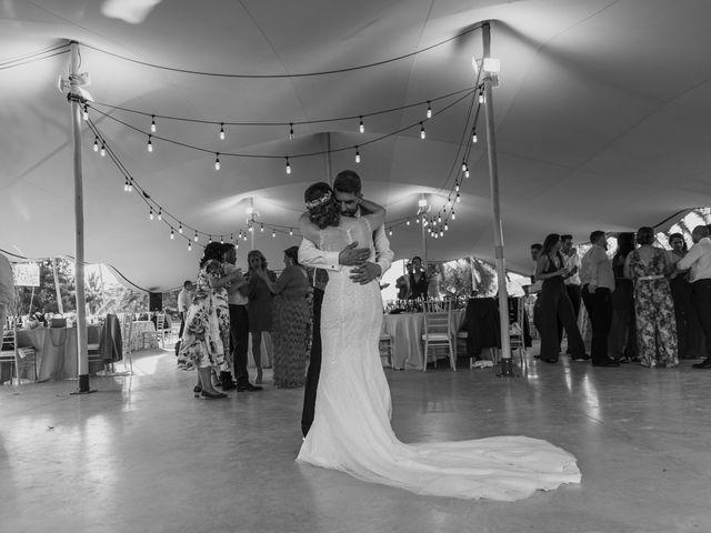 La boda de Jose y Esther en Aspe, Alicante 30