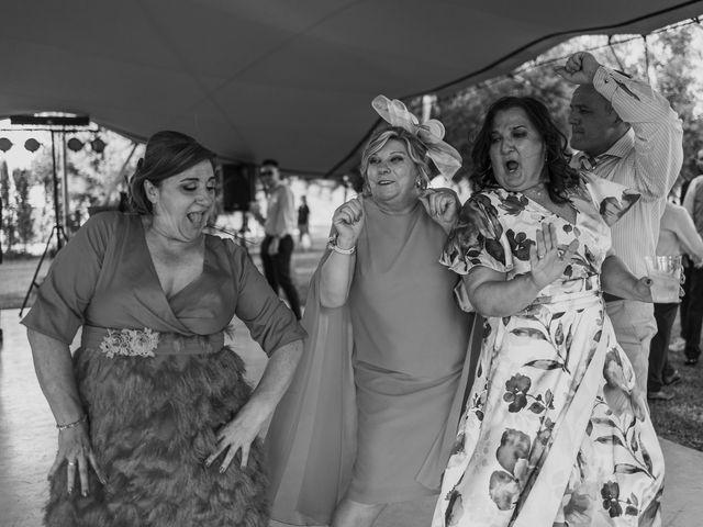 La boda de Jose y Esther en Aspe, Alicante 32