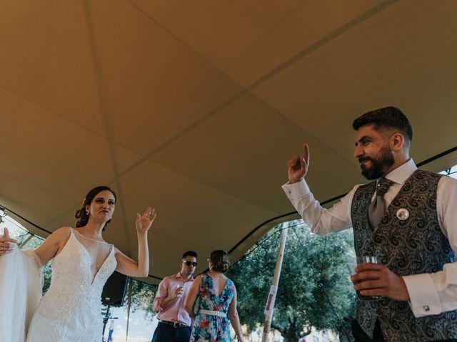 La boda de Jose y Esther en Aspe, Alicante 33