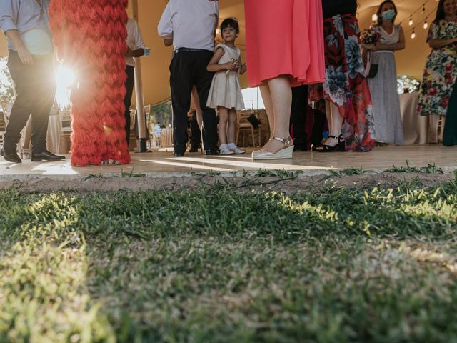 La boda de Jose y Esther en Aspe, Alicante 35