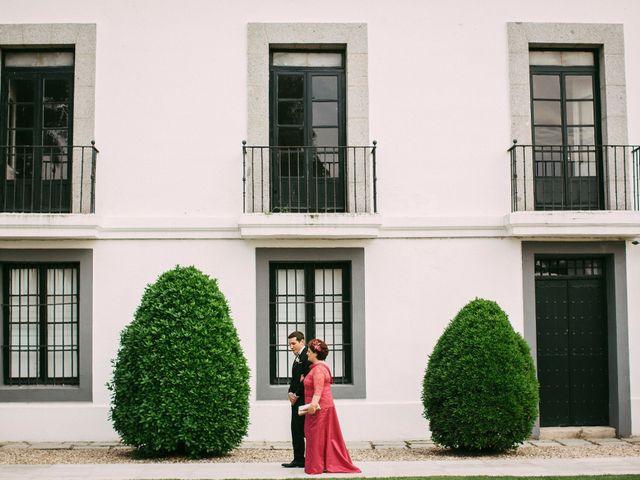 La boda de Angel y Angelica en Miralcampo, Guadalajara 4