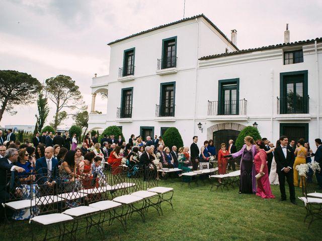 La boda de Angel y Angelica en Miralcampo, Guadalajara 5