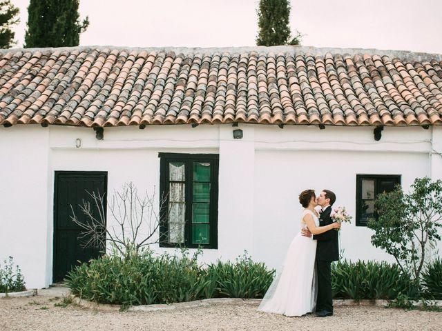 La boda de Angel y Angelica en Miralcampo, Guadalajara 9