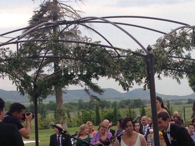 La boda de Angel y Angelica en Miralcampo, Guadalajara 26
