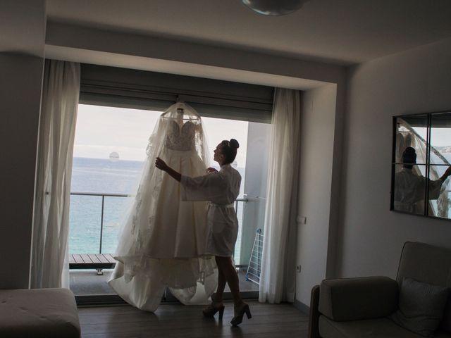 La boda de Iago y Eugenia en Blanes, Girona 5