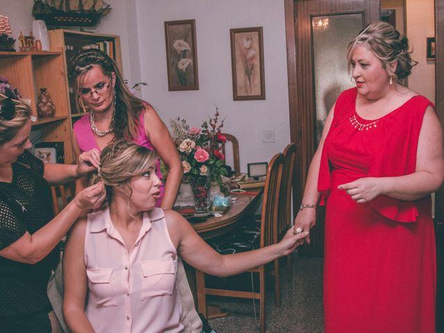 La boda de Abel y Rebeca en Petrer, Alicante 6