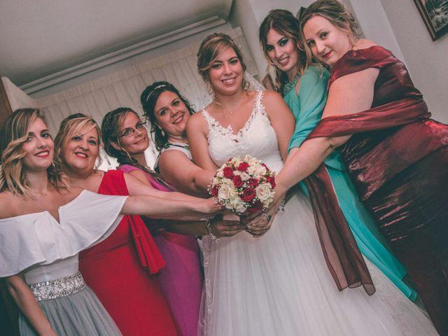 La boda de Abel y Rebeca en Petrer, Alicante 26