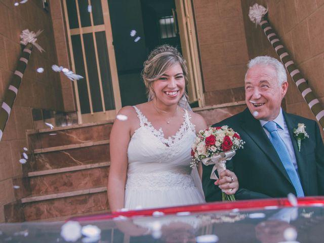 La boda de Abel y Rebeca en Petrer, Alicante 29