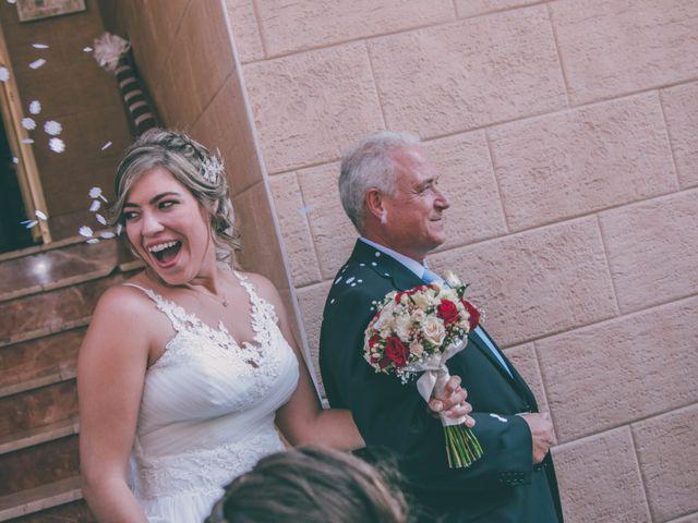 La boda de Abel y Rebeca en Petrer, Alicante 30