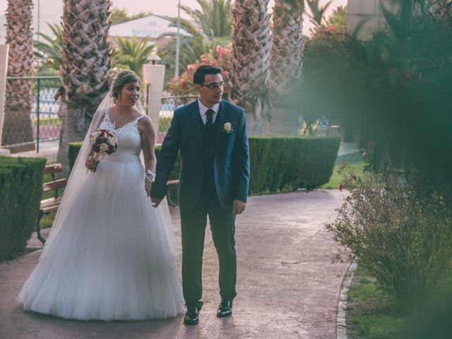 La boda de Abel y Rebeca en Petrer, Alicante 32