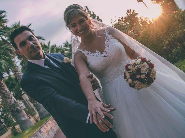 La boda de Abel y Rebeca en Petrer, Alicante 34