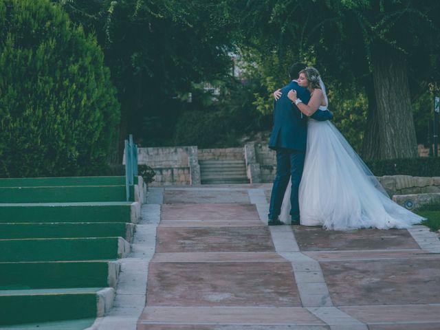 La boda de Abel y Rebeca en Petrer, Alicante 35