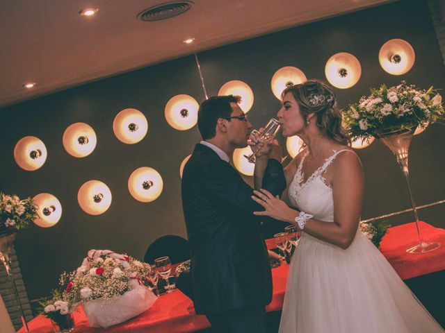 La boda de Abel y Rebeca en Petrer, Alicante 39