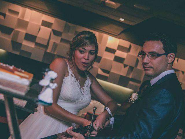 La boda de Abel y Rebeca en Petrer, Alicante 44