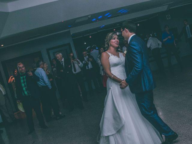 La boda de Abel y Rebeca en Petrer, Alicante 50