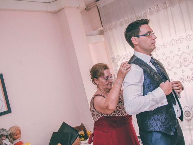 La boda de Abel y Rebeca en Petrer, Alicante 61
