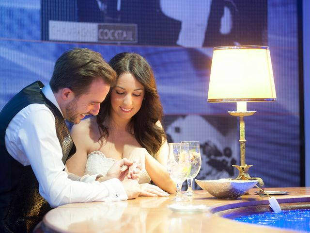 La boda de Dani y Susana en Palma De Mallorca, Islas Baleares 1