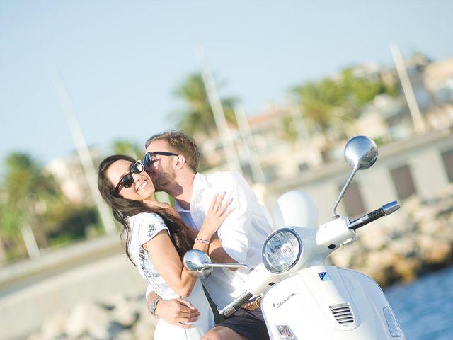 La boda de Dani y Susana en Palma De Mallorca, Islas Baleares 3