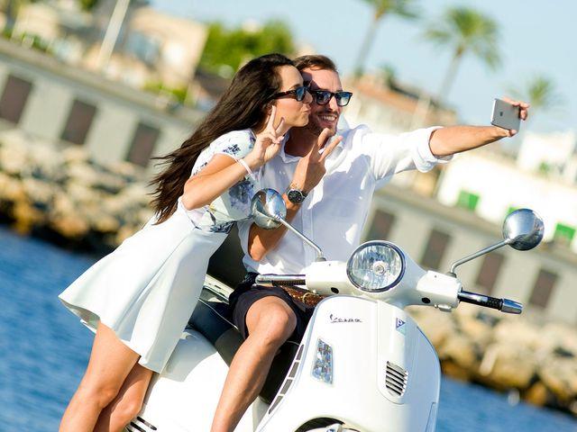 La boda de Dani y Susana en Palma De Mallorca, Islas Baleares 4