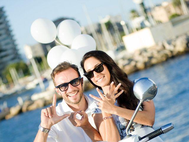 La boda de Dani y Susana en Palma De Mallorca, Islas Baleares 5