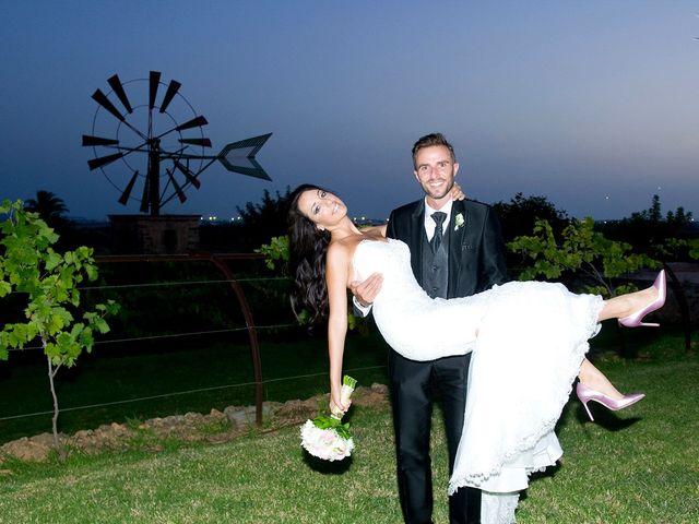 La boda de Dani y Susana en Palma De Mallorca, Islas Baleares 17