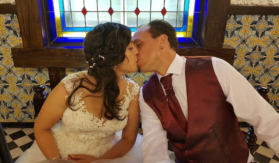 La boda de Jonathan y Mireya en Ciudad Rodrigo, Salamanca