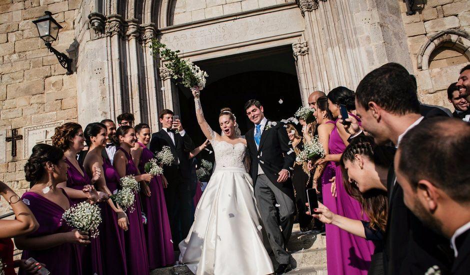La boda de Iago y Eugenia en Blanes, Girona