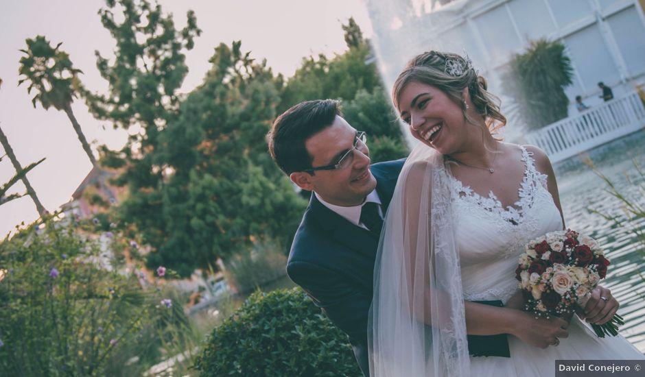La boda de Abel y Rebeca en Petrer, Alicante