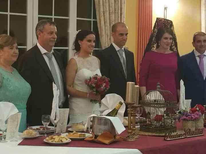 La boda de Ana y José Luis