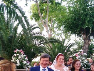 La boda de Rosa y Lalu 1
