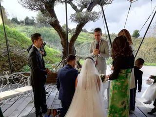 La boda de Yudith  y Bladimir  1