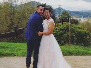La boda de Yudith  y Bladimir  2