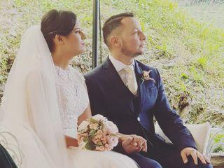 La boda de Yudith  y Bladimir  3