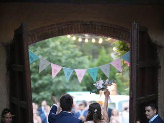 La boda de Estibalitz y Quim 1