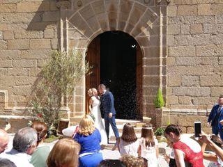 La boda de Cristina y Jairo