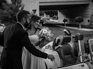 La boda de Ana y Saul 1