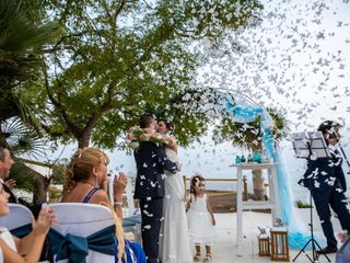La boda de Ana y Saul