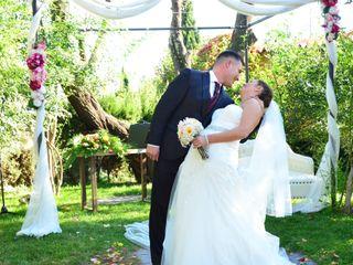 La boda de Judith y Albert