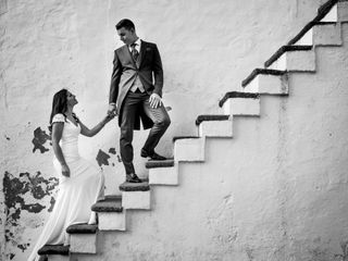 La boda de María del Carmen y Antonio