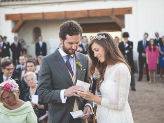 La boda de Angelica y Daniel