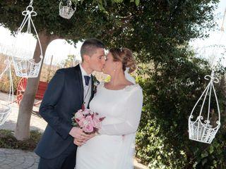 La boda de Pedro y Rocío